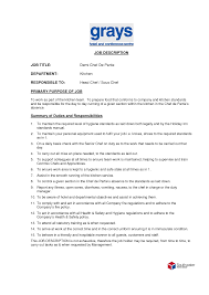 Sample Resume For Kitchen Hand by Cruise Ship Chef Cover Letter