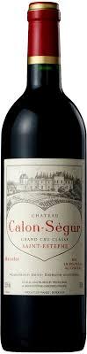 château calon ségur grand cru 2016 château calon ségur 3ème cru st estèphe armit wines