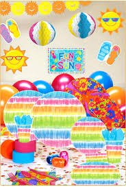themed party supplies summer pool party themes summer theme party decorations summer pool