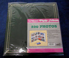 photo album 300 4x6 pioneer 4 x 6 slip in photo album holds 300 ebay