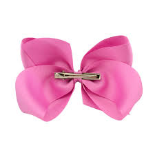 big ribbon 6 big ribbon bows with solid ribbon hair bows