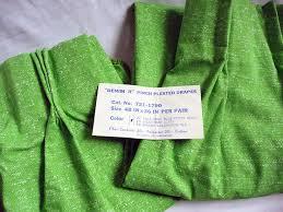 Vintage Green Curtains Best 25 Retro Curtains Ideas On Pinterest Mid Century Modern