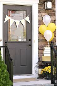 outdoor birthday party decor celebrations at home
