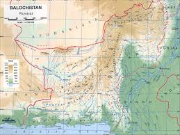 Pakistan On Map Of World by Pakphysical