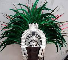 imagenes penachos aztecas aztec items costumes mexican wonders