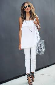All White Attire For Keep Your Whites Sparkling White With These Neat Tips Glam Radar