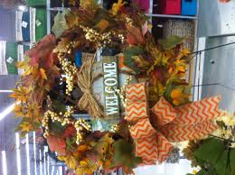 halloween wreaths michaels fall wreath by kristy michaels my floral designs michaels