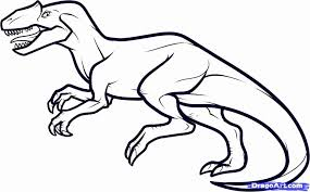 dinosaur rex coloring pages kids coloring