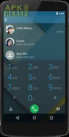 contacts apk exdialer dialer contacts for android free at apk here