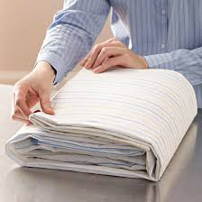 Folding Bed Sheets How To Care For Bedsheets