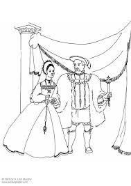Coloriage roi et reine  img 3833