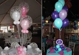 balloon centerpiece ideas balloon centerpieces by balloon artistry 14 stylish