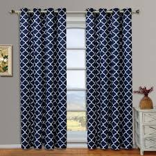 blackout window curtain panel 54