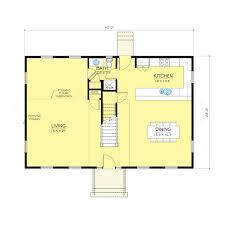 colonial style floor plans colonial style house plan 2 beds 2 00 baths 1960 sq ft plan 903 1