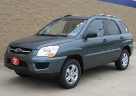 2009 kia sportage information and photos zombiedrive