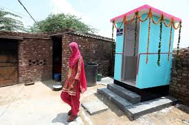 Public Bathrooms In India For India Toilets Are A Mostly Serious Issue The New York Times