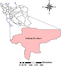 Isfahan On World Map by Application Of L Moments For Regional Frequency Analysis Of