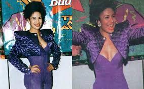 selena quintanilla purple jumpsuit selena quintanilla always wore matching vivala
