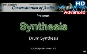 tutorial drum download download ben rosser s conservatorium of audio synthesis drum