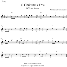 Disney Musical Christmas Tree Flute Notes O Christmas Tree Drawings Pinterest Flutes Sheet