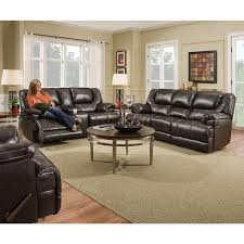 Simmons Recliner Sofa Simmons Upholstery Bingo Brown Motion Sofa Free Shipping Today