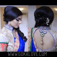 hairstyle for an indian wedding reception boston machusetts connecticut new york hairstylist makeup artist bride bridal