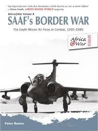 baxter saaf s border war the south african air force in combat