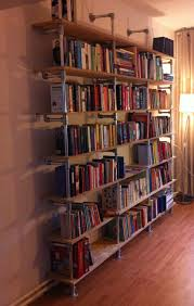 Diy Bookshelves Plans by Bookshelves Brilliant Classic Metal Frame Large Bookshelf Plans
