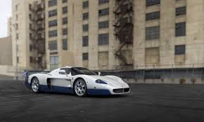 maserati mc12 2017 maserati mc12 to be sold at monterey gtspirit