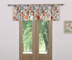 gorgeous valances window treatments u2013 ease bedding with style