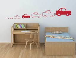 wall stickers red