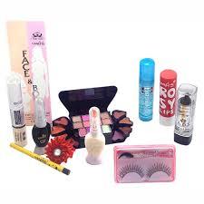 adbeni women fashion makeup set combo 11 pcs make up kits