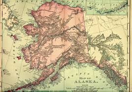Map Of Sitka Alaska by Alaska Map Of 1895