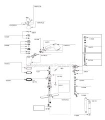 Moen 7100 Kitchen Faucet Amusing Moen Lavatory Faucet Parts 74 About Remodel Modern
