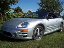 mitsubishi coupe 2000 2003 mitsubishi eclipse spyder photos specs news radka car s blog