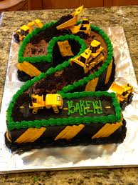 childrens monster truck videos cakes construction theme 2nd birthday cake construction cake dirt cake 2