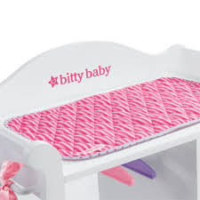 Dolls Changing Table Bitty Baby Changing Table Pad Best Table Decoration
