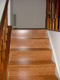 how to install wood laminate flooring on stairs i can do this