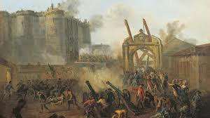 What Does The French Flag Stand For French Revolutionaries Storm Bastille Jul 14 1789 History Com