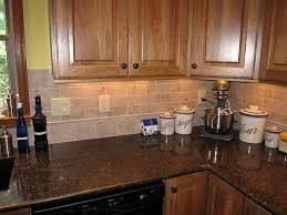 kitchen cabinets with backsplash kitchen backsplash with oak cabinets home design plan