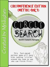 circumference circle search game metric only student the o