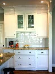 crown moulding ideas for kitchen cabinets u2013 faced