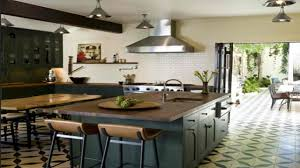 kitchen floor tile patterns painted kitchen cabinet ideas black