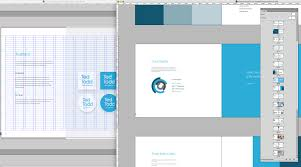 printable style guide template on behance