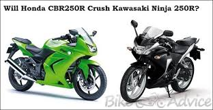 cbr bike price in india poll will honda cbr250r crush ninja 250r bikeadvice in