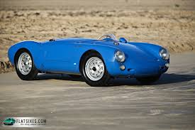 blue porsche spyder an in depth look at the 16 porsches jerry seinfeld is selling on