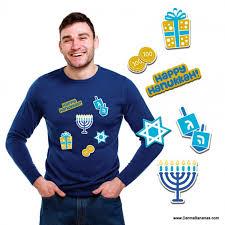 happy hanukkah sweater hanukkah instant sweater kit