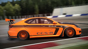 isf lexus red gran turismo 6 lexus is f ccs r at red bull ring youtube