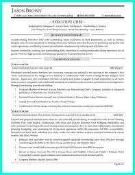 Resume Sample For Chef by 9 Best Best Hospitality Resume Templates U0026 Samples Images On
