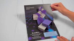 3 dimensional pop up card direct mail ideas